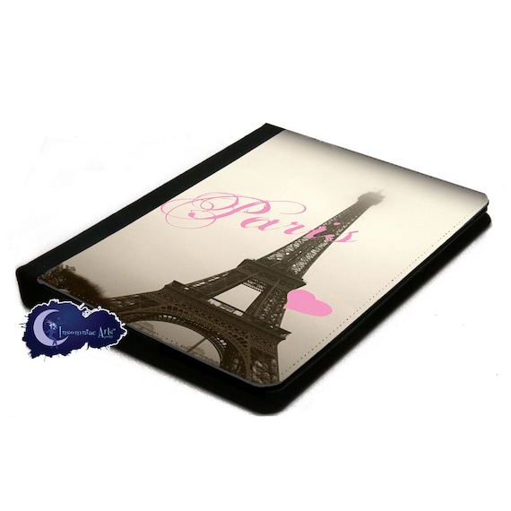 Love Eiffel Tower iPad Portfolio Covers