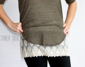 Lace Top Extender *Style 3* Sizes S-XXL