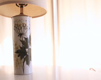 Arabia Finland ceramic lamp... Scandinavian Modern