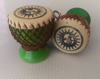 Green Sunshine drums