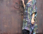 My Bali Closet, Caftan, Bali Batik, Rayon, Two Sizes, Two lengths