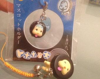 2 phone strap dog kawaii japan
