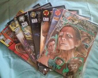 Vintage Star Trek Deep Space Nine  Comic Books