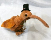 Dapper Kiwi Bird Plush Toy