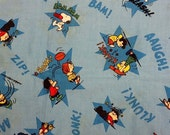 Peanuts Fabric -by the yard