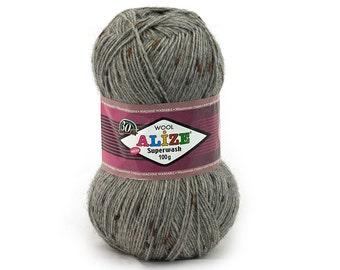 Alize Superwash Sock Yarn, 100g/459 yd, #5750