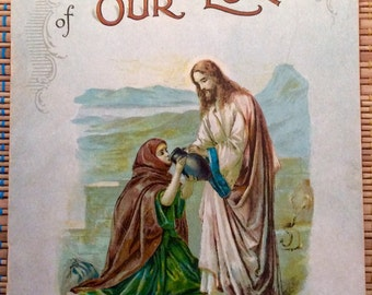 1904 Softbound Book:  Parables of Our Lord