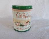 Vintage Ole Virginny Cashew Crunch Metal Can