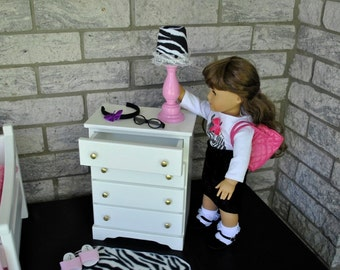 Doll Chest of Drawers - NEW ITEM