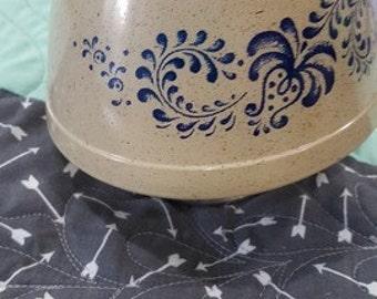 Pyrex Homestead Blue 401 bowl