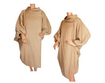 Camel hair coat | Etsy