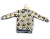 Lioness Sweatshirt, toddler sweater, baby clothes