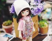 flower Short overall