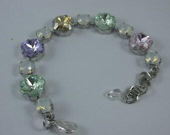 Swarovski Pastel Bracelet