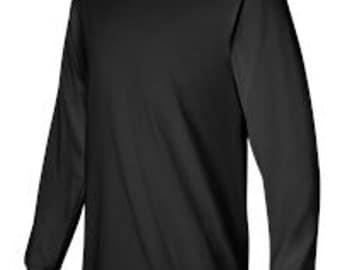 Black Long Sleeved T-Shirt