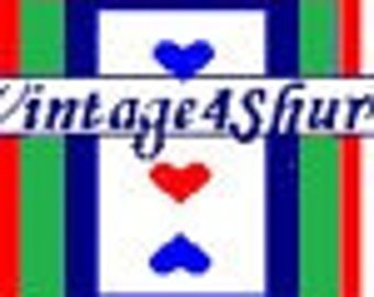 Our WORDS NotForSale....Vintage4Shur PLEASE READ all about us ..shipU.S.A.only right now