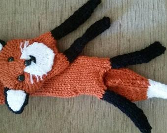 Fox scarf.