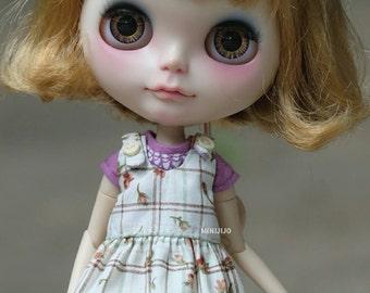 Blythe Overall Cotton Dress