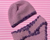 Newborn Clothes Diaper cover with  Hat Baby Clothing Crochet Baby Clothes Photo Prop