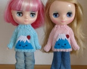 Fuji San sweater for Middie Blythe