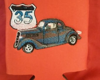 Antique car cooler cup