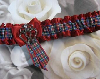 Celtic Wedding Garter