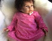 "Reborn Realistic 20 inch Baby doll Lili, Sculpt ""Honey"" by Donna Rubert"