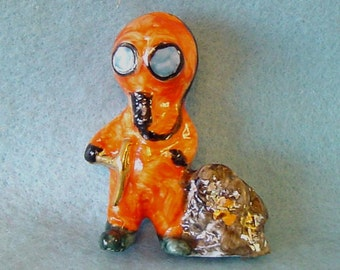 Diver Ornament for your Aquarium