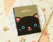 Persian Cat Lovely Animals Booklet Sticker Notes