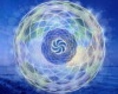Azure Ray of Avalon Distant Healing Sesson for Soul Retrieval  via Email or Convo