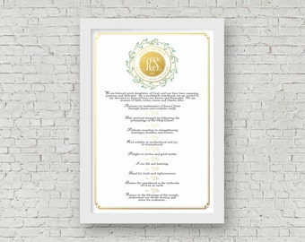 LDS Relief Society Poster printables-faux gold style-Mulitple Sizes Included-Instant Download