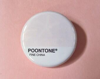 Poontone® Button