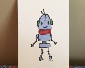 Winter Robot