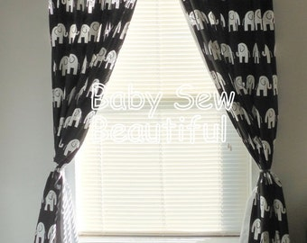 Back To School Sale Custom Window Curtain