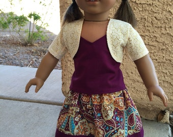 18-inch doll outfit