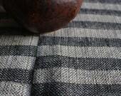 Vintage Swedish Handwovens: Offset Stripe