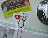 Nurse Planner clip