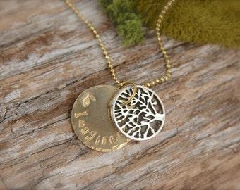 Tree Imagine Necklace SALE!