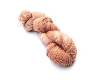 CONCH BFL/Silk Lace weight yarn 875 yards/100g