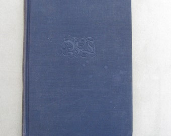 JANE EYRE ANTIQUE Book, by Charlotte Bronte, 1940