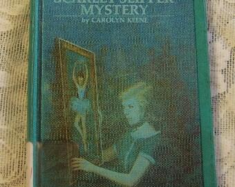 Nancy Drew Mystery Stories #32 he Scarlet Slipper Mystery by Carolyn Keene copyright 1980 116
