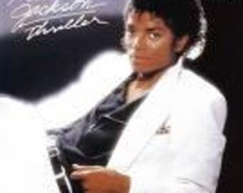 Michael Jackson vinyl record - Original - Thriller vinyl - Vintage lp in Super Rare NM-  Condition