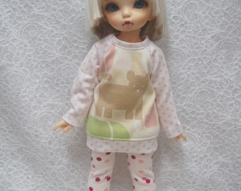 Super Dollfie Yo SD Littlefee Sweater - Bear