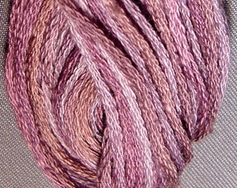Valdani, 6 Strand Cotton Floss, P10, Antique Violet