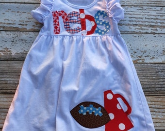 Girls Ole Miss Dress - NEW FOR SUMMER