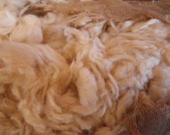 Vintage Kapok Fiber Pillow Crafts Filling Stuffing 2 Pounds Fire Tinder