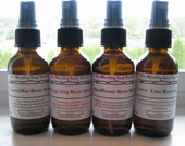 Aromatherapy Spray - Custom and Organic - Varied & Seasonal Scents - 2 ounce bottle