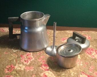 Vintage Wear-Ever Coffee Pot