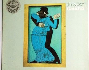 STEELY DAN GAUCHO Lp 1980 Vinyl Record Album