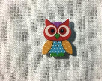 Cute Owl Needle Nanny - Needle Minder